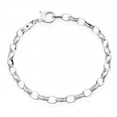 I love this Sterling silver charm bracelet from astleyclarke.com $ 130