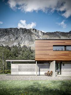 Villa OHM - 3D Visuals - Contemporary Architecture on Behance