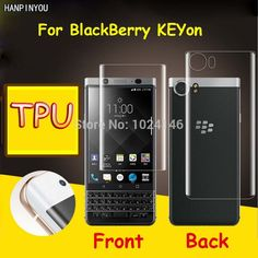 Front/Back Full Coverage Clear Soft TPU Film Screen Protector For BlackBerry Keyone , Cover Curved Parts (Not Tempered Glass) Sale Only For US $1.59 on the link Blackberry Keyone, Phone Screen Protector, Brand Names, Film, Cover, Glass, Movies, Film Stock, Drinkware