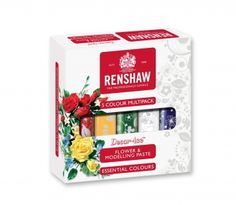 Flower and Modelling Paste Multipack