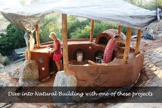 Dive head first in natural building with these inspirational images