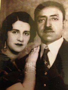 King Amanullah Khan & Queen Soraya