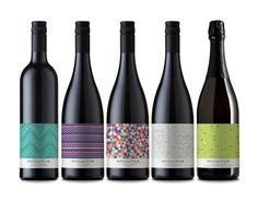 Occultus Wines by Brett Layton, via Behance Wine Bottle Design, Wine Label Design, Wine Packaging, Packaging Design, Wine Festival, Wine Time, Wine And Spirits, Wine Making, Home Brewing