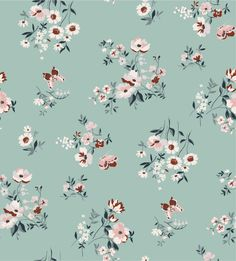 Ditsy Floral Pattern on Behance