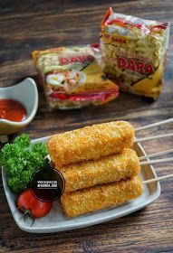 Diah Didi's Kitchen: Nugget Mie Diah Didi Kitchen, A Food, Food And Drink, Nuggets Recipe, Infused Water Recipes, Kids Menu, Savory Snacks, Indonesian Food, Food To Make