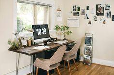 #Inspiração #HomeOffice #Decoração #ArquiteturaDeInteriores