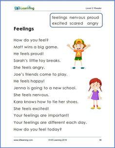 Kindergarten Reading Comprehension Worksheets Kindergarten Reading Prehension Workbooks Subtraction Kindergarten, Free Kindergarten Worksheets, Kindergarten Reading, Reading Comprehension Worksheets, Reading Fluency, Reading Passages, Math Coloring Worksheets, Sight Word Worksheets, Printable Worksheets