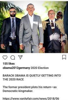 Yeah! We need him! 2018 Barack Obama Family, Greatest Presidents, Breast, Suit Jacket, Suits, Jackets, Fashion, Down Jackets, Moda