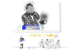13-01-2018-Renzi-Avversario Pd incompetenza M5s, possiamo vincere -disegno digitale con i pad pro-fonte ANSA   #drawingsstockimage #artproject #stefanobullo #digitaldrawing #ipadproart #applepencil #procreate #procreateart #contemporaryart #drawing #visualart #emergingart #emergingartist #italianartist #newsart #artjournal #art #onedayart #applepencilart #artnow #artecontemporanea #disegno #artevisiva #artistaitaliano 