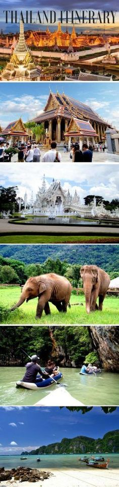 Two luxurious and cultural weeks in Thailand – The Ultimate Itinerary