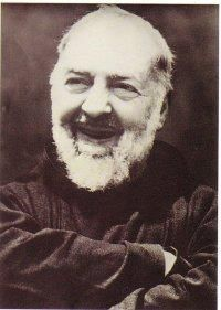 Don't allow any sadness to dwell in your soul, for sadness prevents the Holy Spirit from acting freely. St. Padre Pio