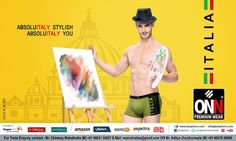"""ABSOLUITALY STYLISH ABSOLUITALY YOU"" Lux Italia ‪‎advertisement‬ released by us. For ad booking enquiries visit us at http://www.lookadindia.com"