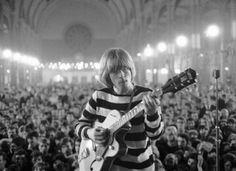 Brian Jones The Rolling Stones Live. London 1964