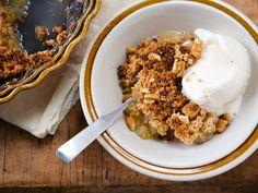 Brown Sugar Apple Crisp Recipe : Food Network - FoodNetwork.com
