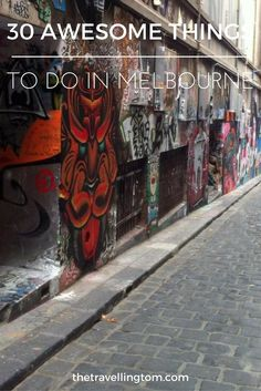 things to do in Melbourne pin