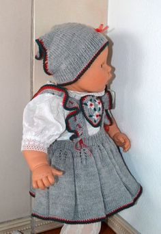 Baby Set, Baby Kind, Knitting, Baby Knitting, Knitting And Crocheting, Christmas Decorations, Oktoberfest, Tricot, Breien