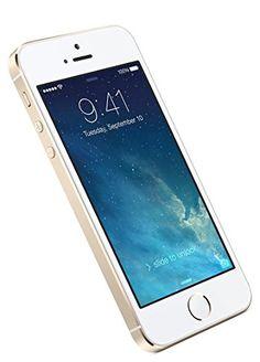 "Apple iPhone 5s - Smartphone libre iOS (pantalla 4"", cámara 8 Mp, 16 GB, Dual-Core 1.3 GHz, 1 GB RAM), plateado (importado)"
