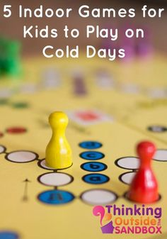 I pull out my list of the best Indoor Games For Kids when the weather outside is just too awful for your kids to play, you might be tempted to turn on the TV. (I know I am.) #IndoorActivities #IndoorGames