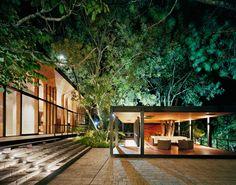 parque humano arquitectos / casa en el bosque, valle de bravo, méxico