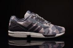 ADIDAS ZX FLUX DECON (CAMO PACK) - Sneaker Freaker
