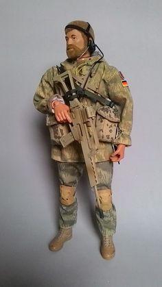 Falcon – Comandos em Ação – Forças Internacionais – German Force II