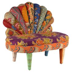 Jihane Settee » Love everything about this!