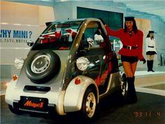 1993 Daihatsu Midget II