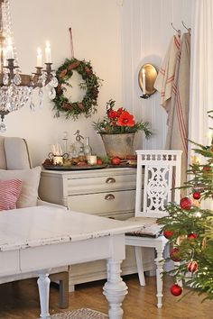 VIBEKE DESIGN: A Christmas in red!