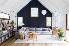 Dit huis in Melbourne introduceert een 'schuur'-achtige look - Roomed