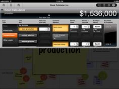 iPad for Business Model Generation