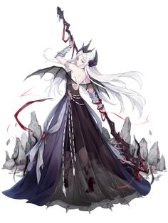 Anime Oc, Chica Anime Manga, Dark Anime, Anime Demon, Witch Characters, Fantasy Characters, Anime Characters, Female Characters, Anime Art Fantasy