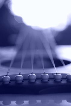 Guitar in the Sun - Buy an art print of this image at Fine Art America
