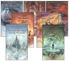 C.S. Lewis's The Chronicles of Narnia series