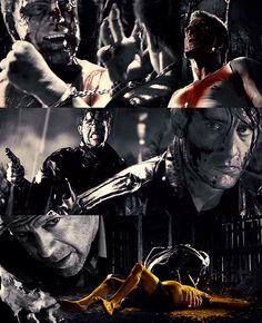 Sin City // 2005 // Frank Miller& Robert Rodriguez & Quentin Tarantino