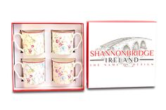 Shannonbridge Pottery is a family-run business in County Offaly with a wide choice of quality handmade contemporary and traditional Irish gifts perfect for any occasion. Irish Pottery, Pottery Gifts, Novelty Mugs, Irish Traditions, Ireland, Tea Cups, Homemade, Crafts, Design