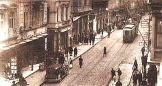 Beyoğlu, İstanbul, year 1930...