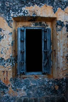 Fort Window, Puerto Rico
