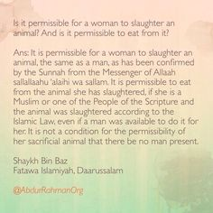Is it permissible....