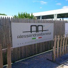 Alessandro Albanese at the Hampton Classic 2014 #alessandroalbanese #hamptonclassic #fashion