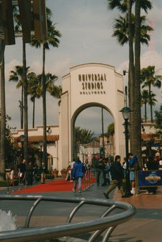 Universal Studios, Hollywood CA