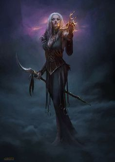 f Sorcerer witch seer Staff casting underdark midlvl