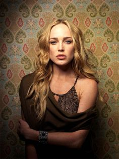 Caity Lotz....love her, keeping my fingers crossed for her on the show.