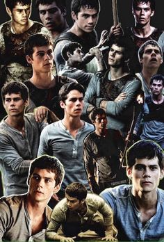 i make all the collages i post ! Stiles, Dylan O'brien Maze Runner, Maze Runner Movie, Dylan O'brien Funny, Tenn Wolf, Mtv, Cenas Teen Wolf, Dilan O Brien, Teen Wolf Dylan