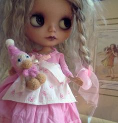 Liath and the duck  11 13 2011 by jny_jeanpretty, via Flickr