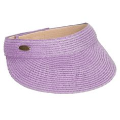 Cappelli StraWorld Paper Braid Visor Hat w  Metallic Sparkles    Discover  this special outdoor gear 189c03df9