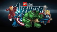 Lego Marvel by ict1099