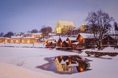 Porvoo (Finland) by agustipalmero on 500px