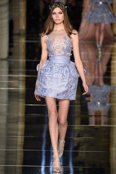 Zuhair Murad Frühjahr/Sommer 2016 Haute Couture - Fashion Shows Style Couture, Couture Fashion, Runway Fashion, Fashion Trends, Collection Couture, Fashion Show Collection, Spring Couture, Couture Week, Couture 2016