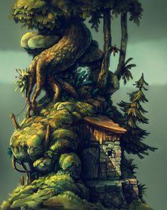 The Art Of Animation — Friedemann Allmenroeder -...