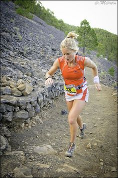 Super Woman Trail  Anna Frost #Trailrunning